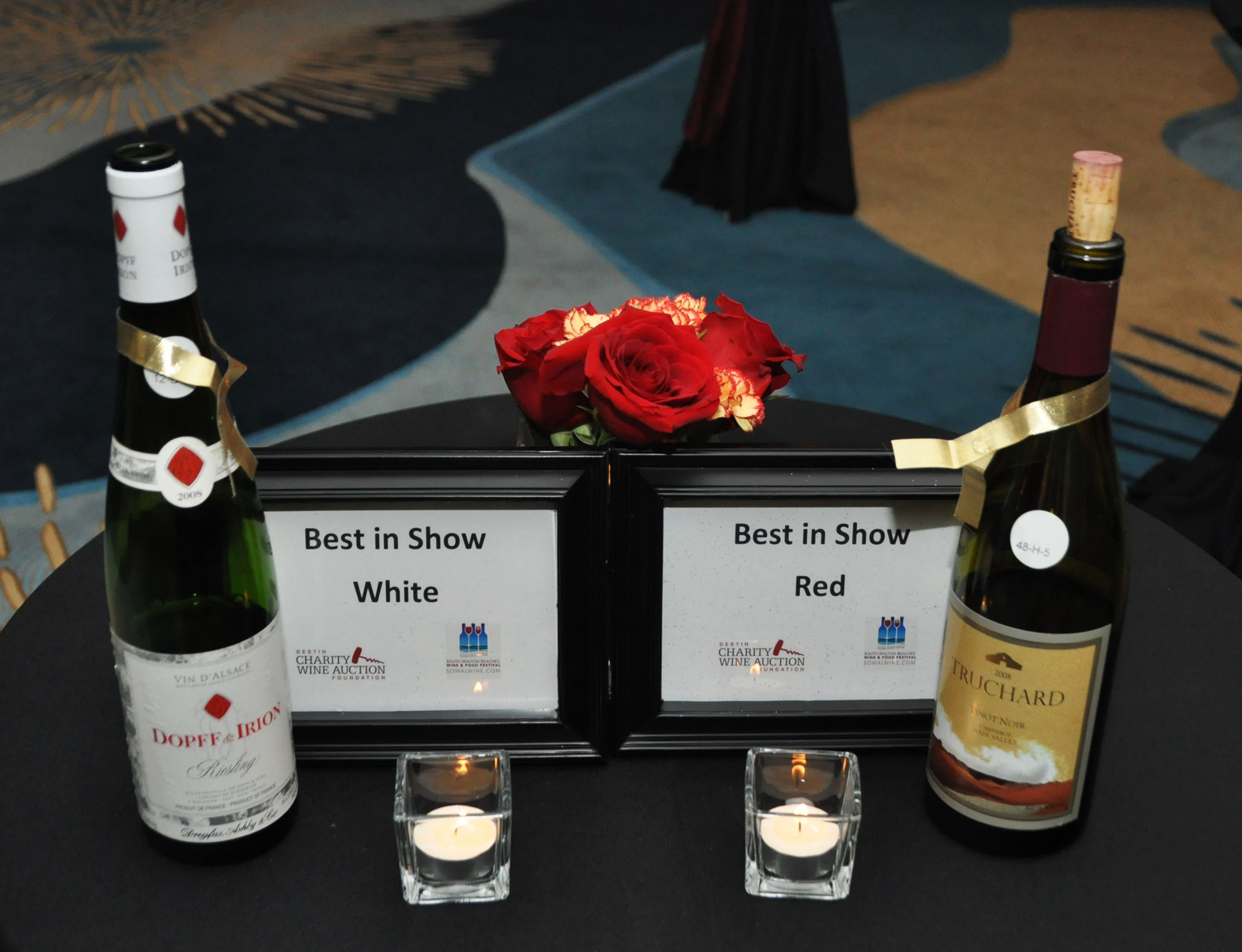 Best In Show-WhiteRed 2013 South Walton Beaches Wine  Food Festival copy