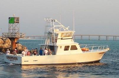 Charter Boat Anastasia