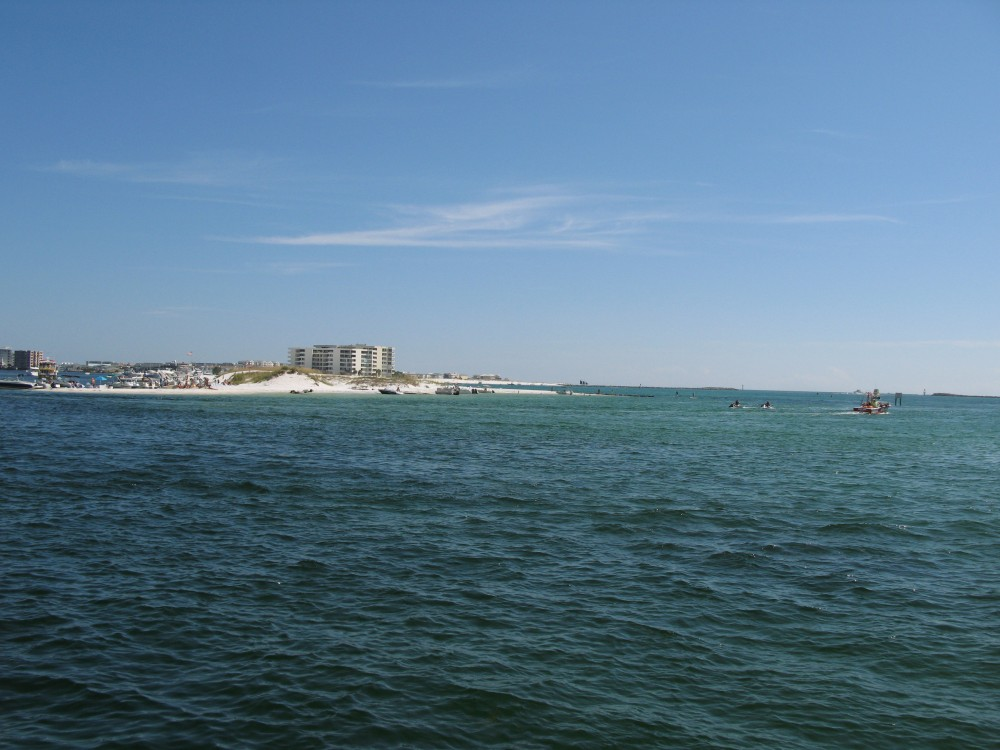 Destin East Pass Tide Chart