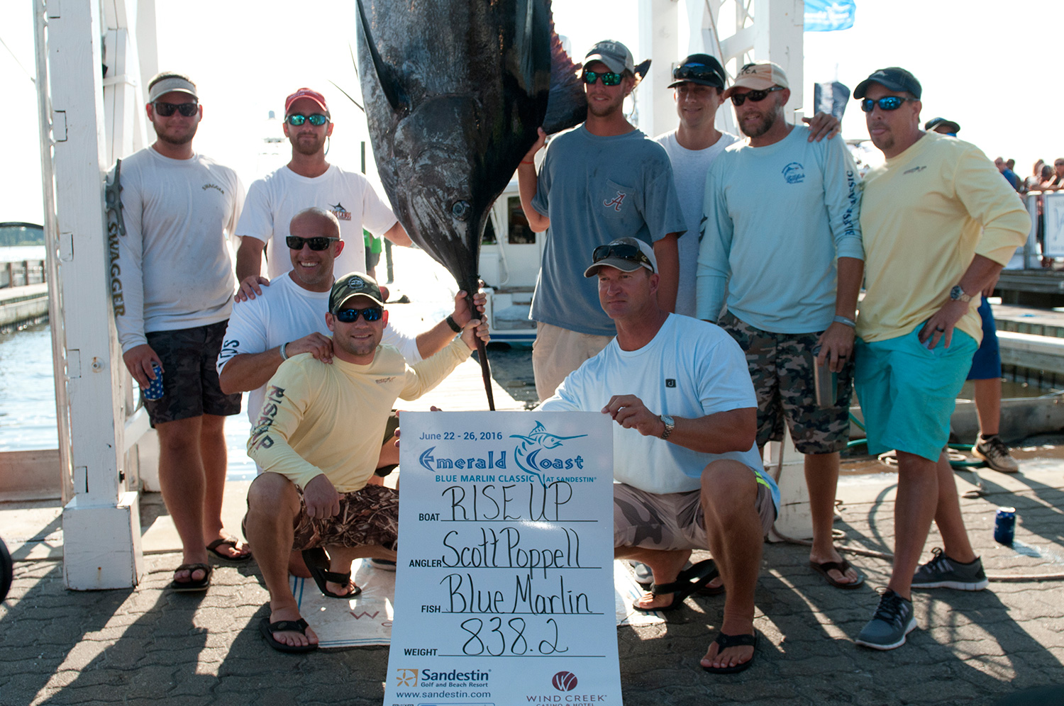 2016 Emerald Coast Blue Marlin Classic Shatters Records