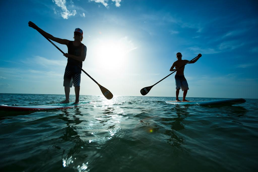 Stand Up Paddle Boarding in Destin