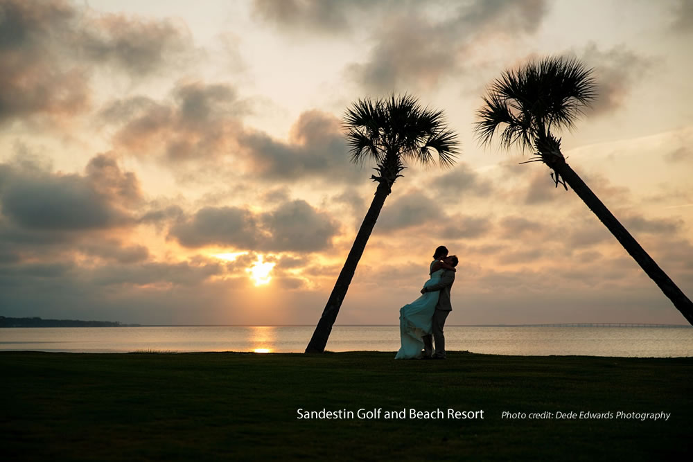 Sandestin Wedding Venues and Service
