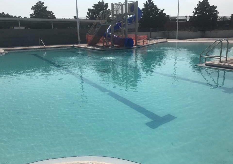 Aquatic Center in Destin