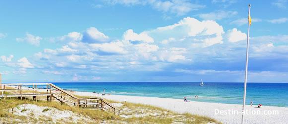 Crystal Beach Destin Florida Beach Info Photos Videos Maps