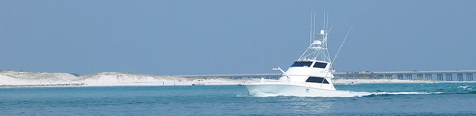 Destin Charter Boat Fishing