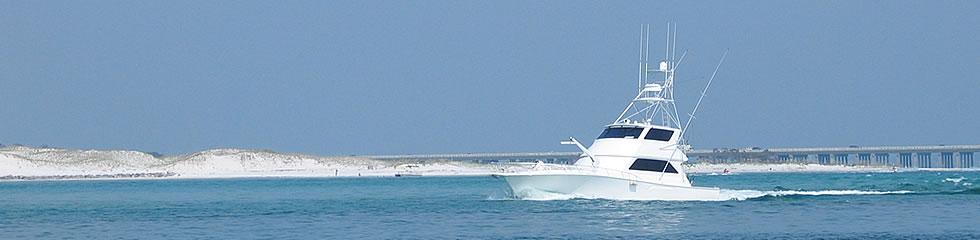 Destin deep sea and bay destin charter boats for Deep sea fishing destin