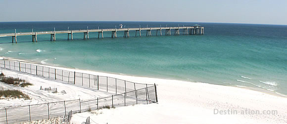 Okaloosa Island Beach Vacation