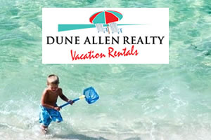 Dune Allen Realty Vacation Rentals Specials