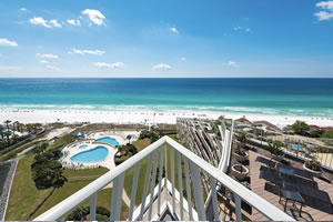 Edgewater Beach Condominium Destin Florida