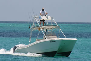 Double Time Fishing Charter - Destin Harbor