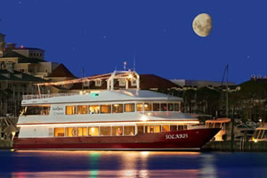 Destin Private Wedding Cruise